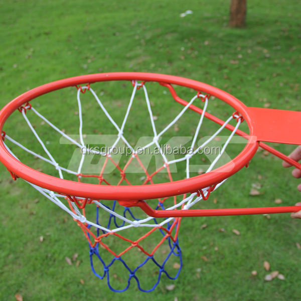 DKS Standard Size Basketball With Ring