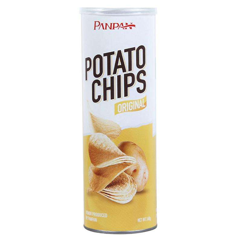 Halal snacks potato chips potato snack chips
