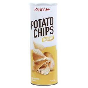 Halal snack patatine fritte di patate spuntino chip
