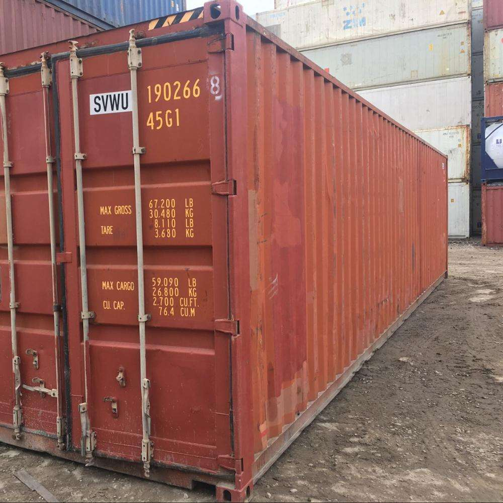 USED FEEFER CONTAINER FOR SALE