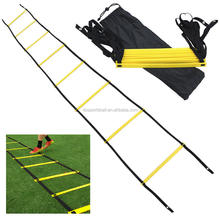 6m,12 section,12 rungs soccer football sports training agility Ladder