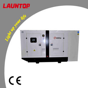 60kva Sound Proof or Open Type Diesel Generator with Cheapest Price for Kenya