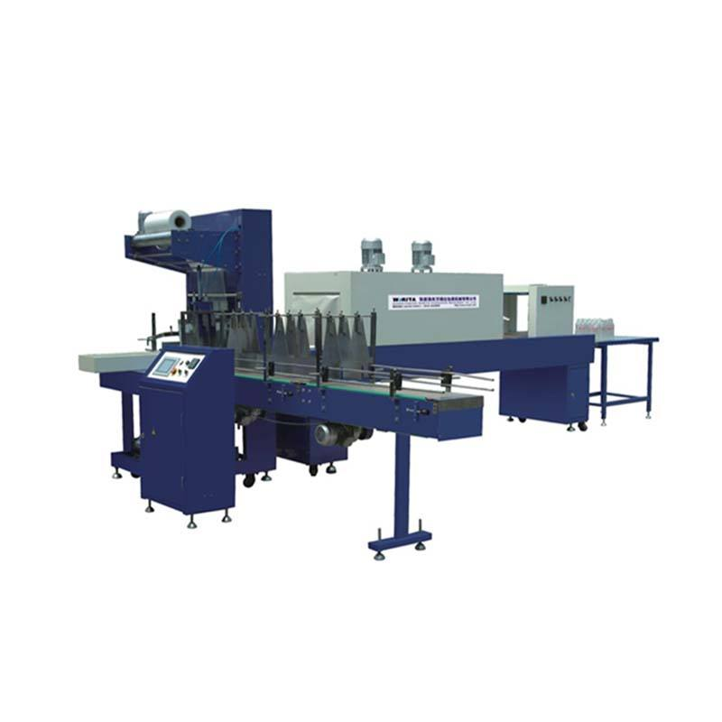 Factory price PE film Shrink Wrapping Packing Machine for bottles