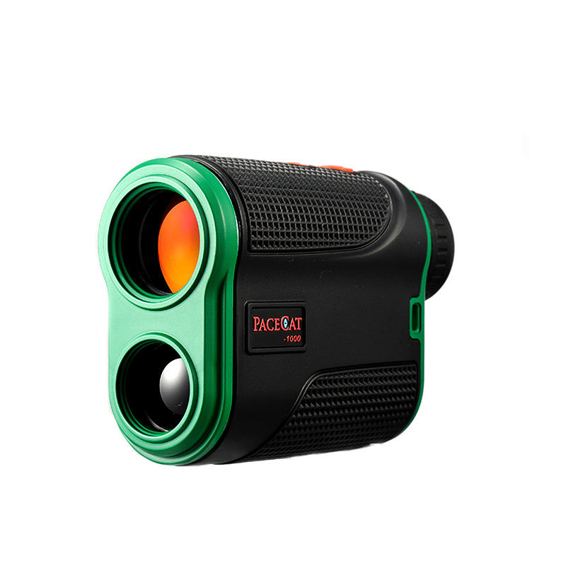 outdoor laser measurement 100m golf rangefinder with pinseek
