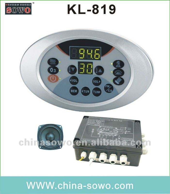 KL-819 Bathtub Control board