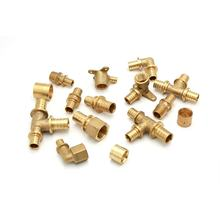 ASTM standard F1807 standard brass  pex Crimp Fittings  for North America | pex exponsion crimp fittings
