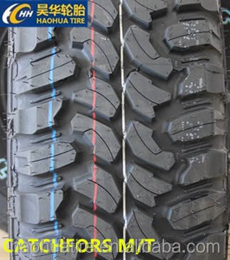 High performance truck tyre 31X10.50R15