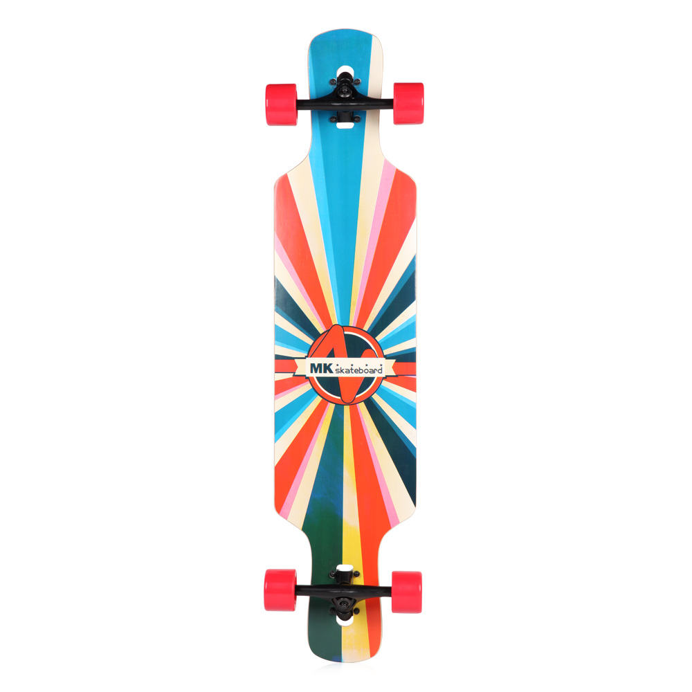MK skate best selling completa canadian maple longboard skate