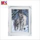 2020 new item home decoration 30*40cm animal 3d lenticular pictures