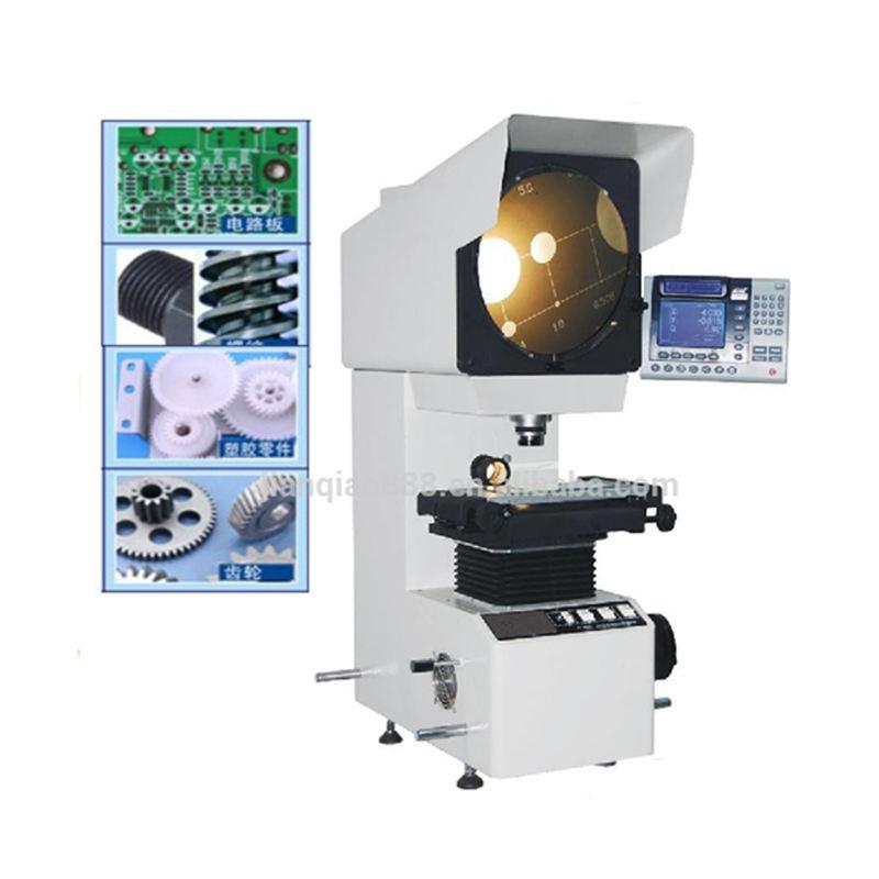 Оптический измерения компаратора измерения профиль Проектор