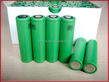18650 vtc3 1600mAh 30A Rechargeable newsun Lithium Battery pk cameron sino