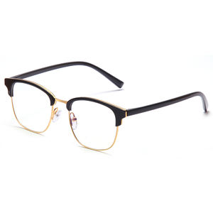 2020 Hot Sale China New Model TR90 Anti Blue Light Metal Hinge Unisex Spectacle Frames Myopic Eyeglasses
