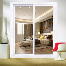 upvc/ pvc/ plastic interior/ exterior sliding glass door