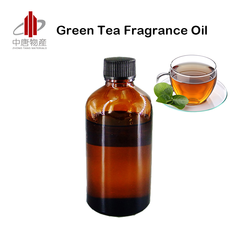 Green tea fragrance oils for soap making