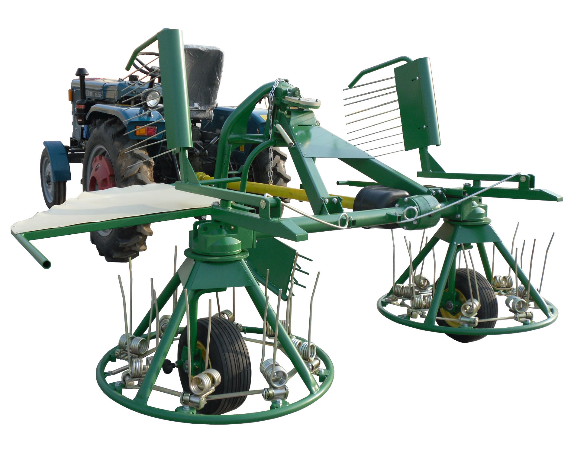 Pto/Tractor Hay Rakes for Sale/China Hay Rake Factory