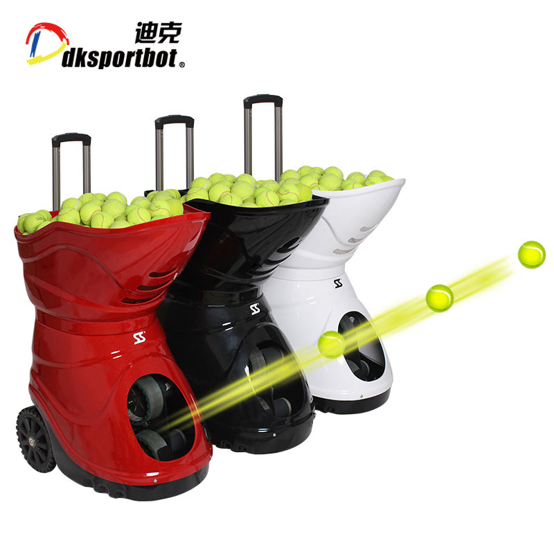 DT2 New Model Tennis ball machines with battery