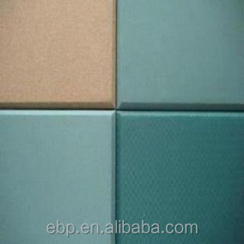 sound absorbing material theater noise reduce wall fabric covering panel