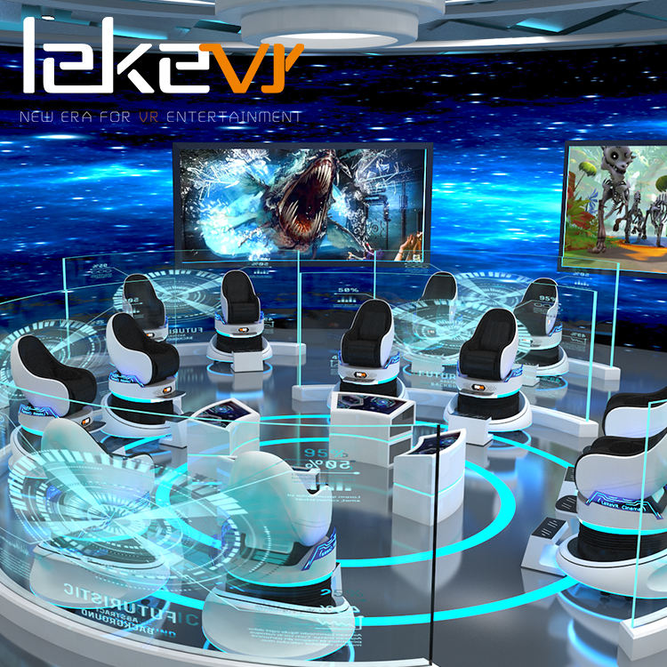 Leuk 9D Films Apparatuur Virtual Reality Software Vr Mall Met 9D Vr Films