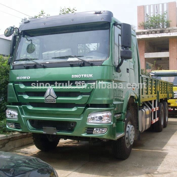 Chinese Trucks Manufacturers Right Hand Drive 30 tons Cargo Truck/Van