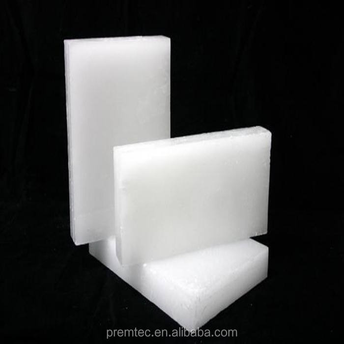 58-60 Fully Refined paraffin wax for carved candles
