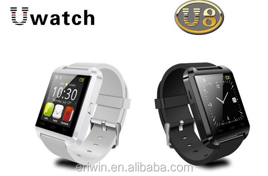 Konkurrenzfähiger preis <span class=keywords><strong>paypal</strong></span> bluetooth u8 Smart Watch für android-handy