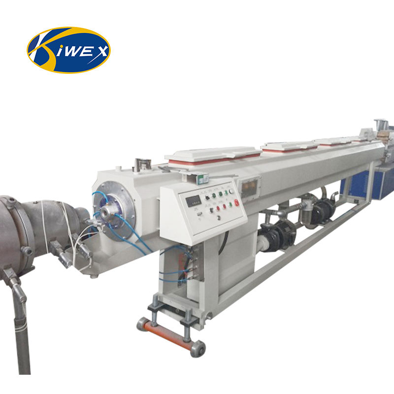 Plastic pipe extrusion/production line PPR pipe making machine