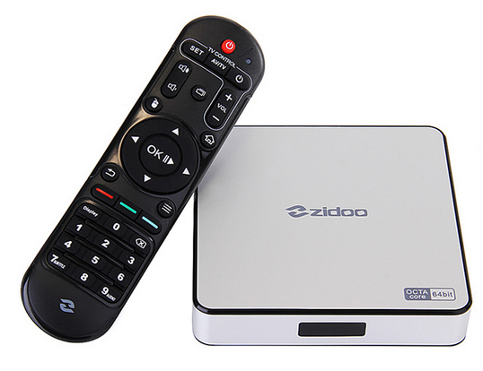 Octa Core RK3368 TV Box <span class=keywords><strong>Android</strong></span>, TV Box Zidoo X6 Pro