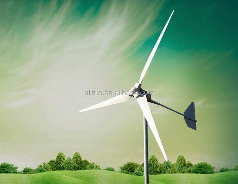 Low price home use farm use small wind energy 5kw 3kw 2kw from wind turbine manufacturer