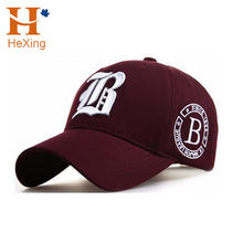 Get free sample delivery within 15 days custom men 3d embroidery logo sports baseball cap