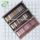 MISS DOOZY 12color smoky color nake color eyeshadow palette