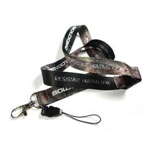 custom mini spring phone lanyards for keys