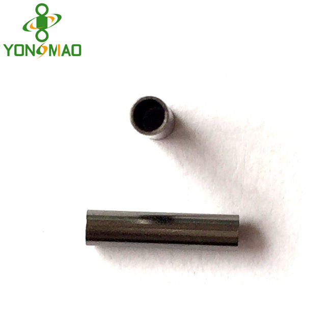 Double Barrel Crimping Sleeves Strong 100/% Brass Copper Tube Connector 0.8-2.6mm