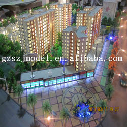 Miniature Light for building Model,Architecture Model Material
