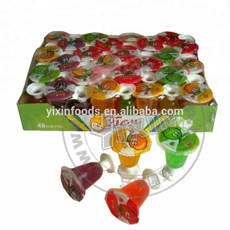35g Fruit jelly cup