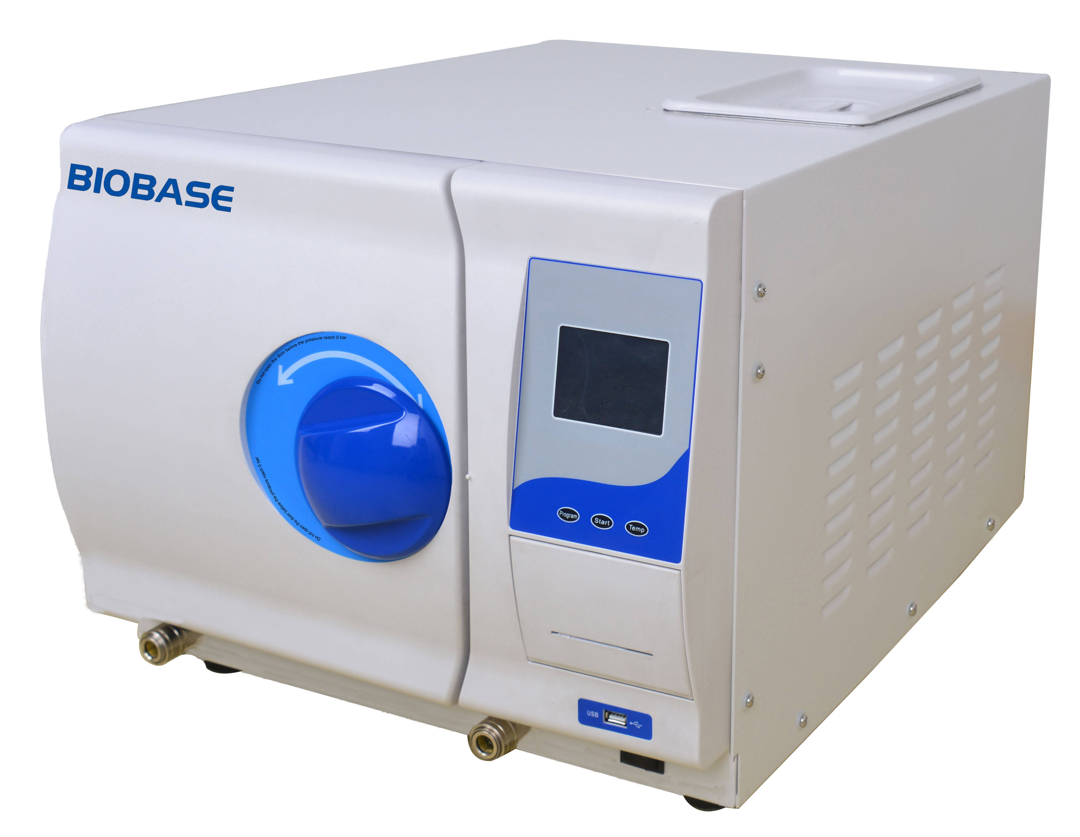 BIOBASE High Quality 16/18/24L Table Top Autoclave Class B Series with cheap price