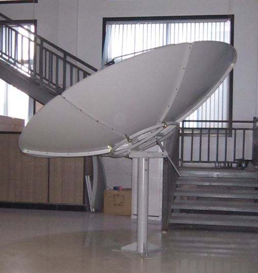 C band 3 mt outdoor satellitenschüssel tv-antenne