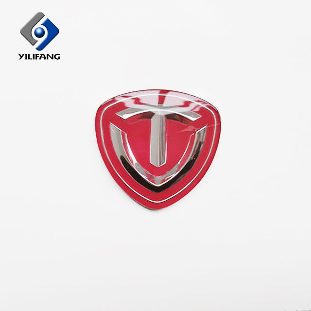 China Factory Supply Custom ABS Molding car logo accessories logo for car