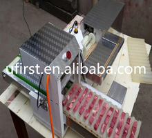 Low price automatic satay skewer making machine