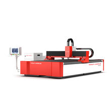 HGTECH 1000W 2000w 3000w Fiber Metal Laser Cutting Machine with 3 Years Warranty