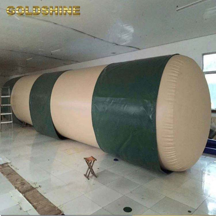 Yacht flotation & Ballast Bags Rubber Ship Launching Airbag Mono Buoyancy