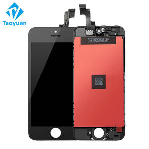 China manufacturers for iphone lcd cell mobile phone spare parts,mobile phone screen for iphone 5 lcd display