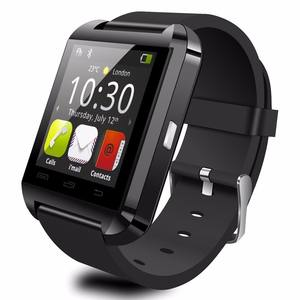 FancyTech U8 montre intelligente écran tactile rappel d'appel sportif montre BT