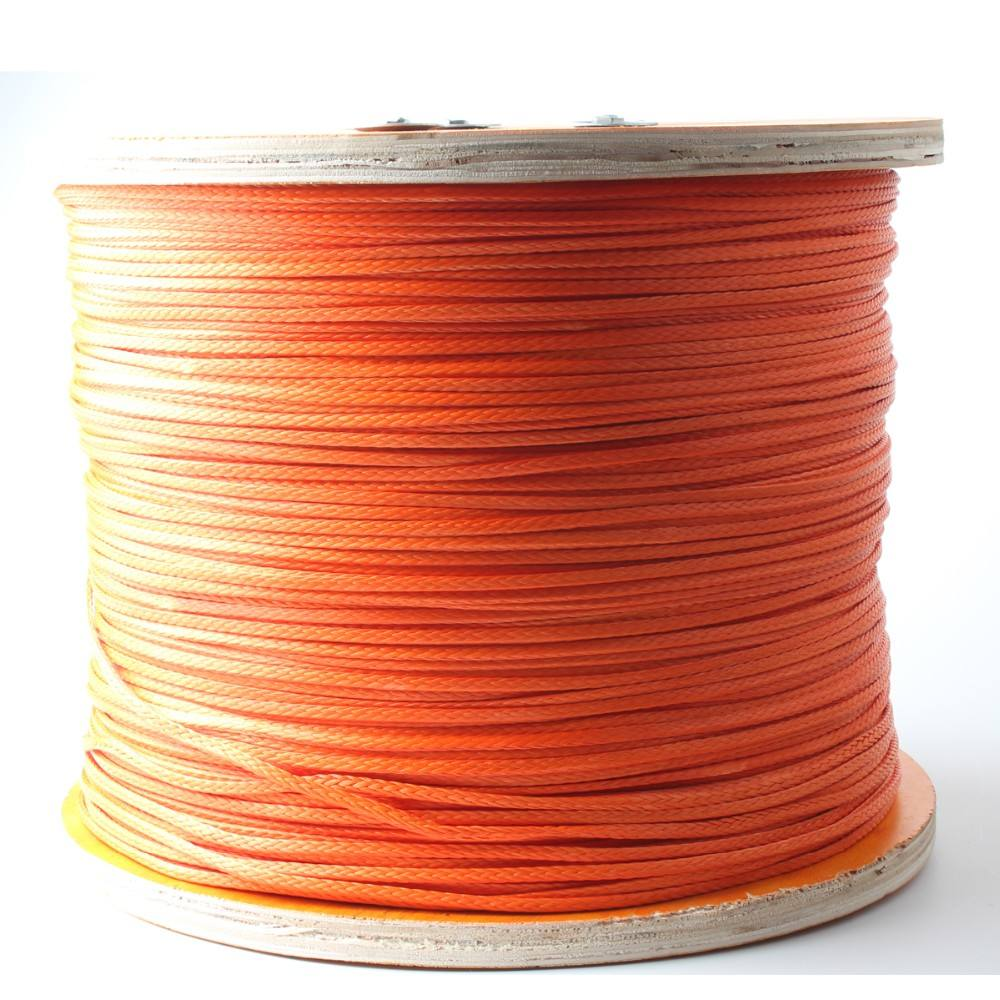 Uhmwpe braided kite line