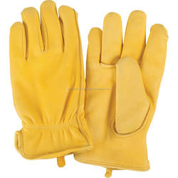 Insulated Deerskin Driving Gloves