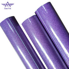 Glossy Laminated Self Adhesive Glitter Film Wall Stickers