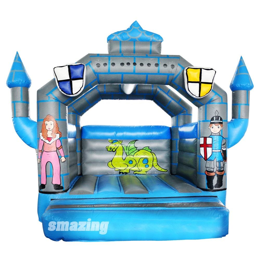new inflatable indoor bouncer jumping castle mini bouncy castle