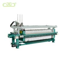 Automatic Cleaning 1250mm PP Membrane Filter Press  for Special Suger Industry