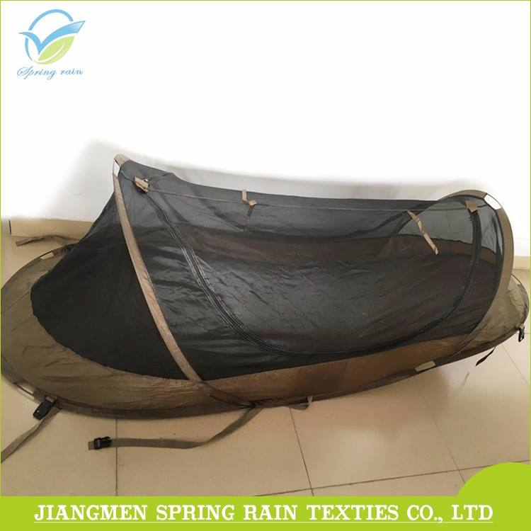 Custom travel military outdoor camping tent mosquito net