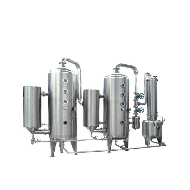 plant extract Ultralow -temp vacuum concentration machine evaporator