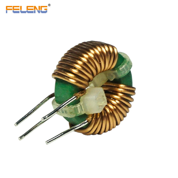 common mode choke line filter power toroidal coil 1.6mh inductor